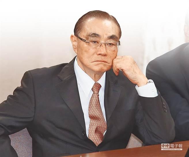 國軍退除役官兵輔導委員會主任委馮世寬。(圖/本報系資料照)