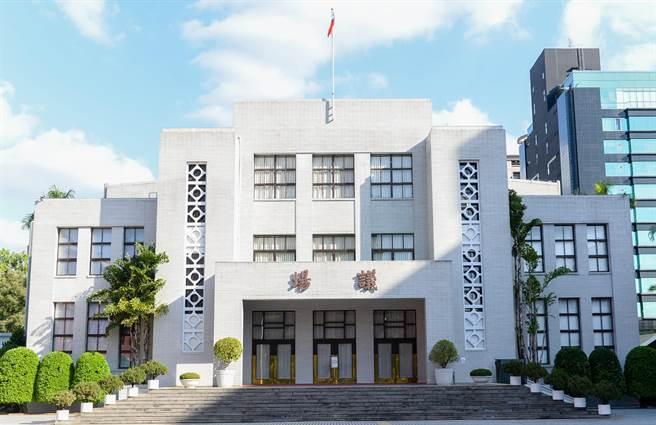 立法院議場外觀。(本報資料照)