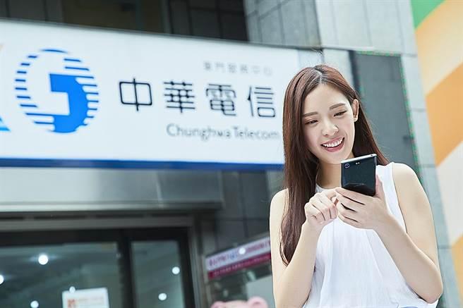 中華電信。(資料照)