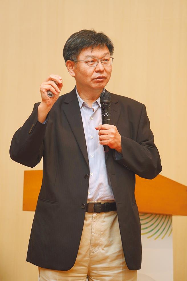 擔任循環經濟策略辦公室主任、工研院副院長彭裕民。(杜宜諳攝)