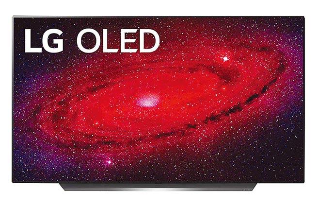 比漾廣場LG 77吋OLED 4K AI語音物聯網TV,41萬9000元。(比漾廣場提供)