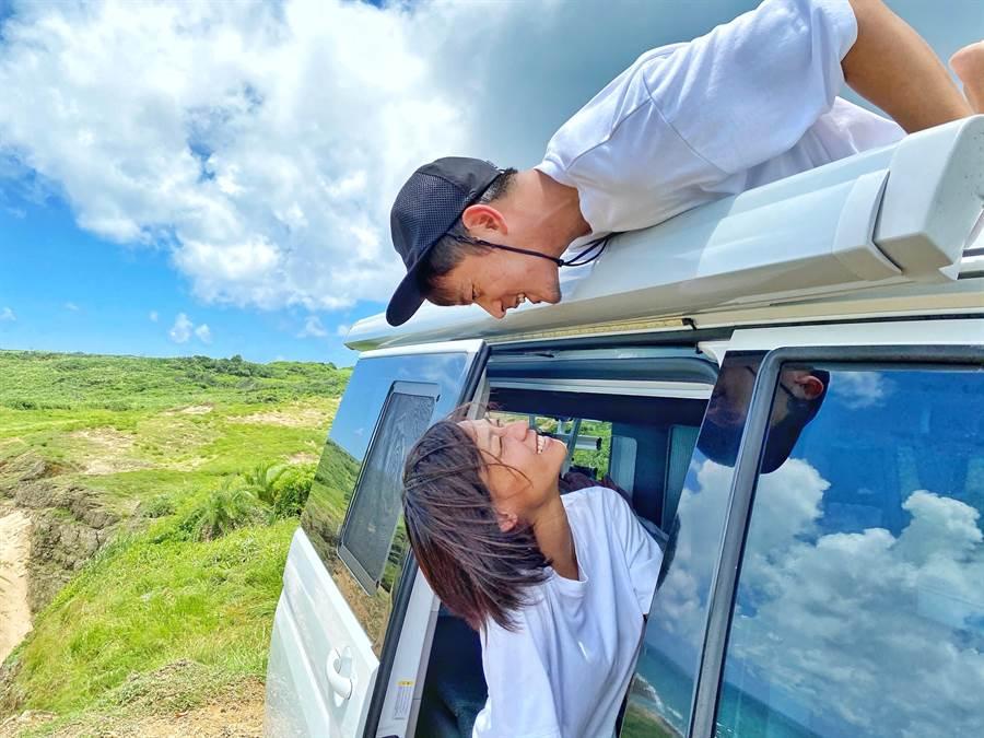 宥勝擔任福斯商旅「VanLife冒險王」!一家四口用旅行體驗人生、實踐夢想!