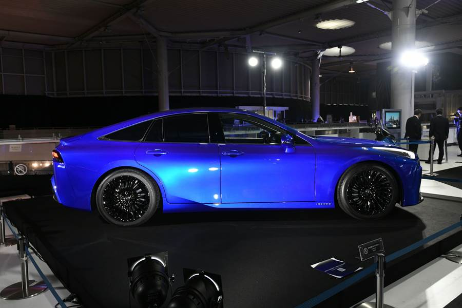 Toyota Mirai 第二世代日本 12 月上市、前導網站與先行試乗會起跑!