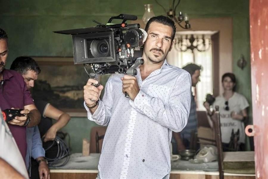 艾多阿尔多里奥本身也是电影导演。(海鹏提供)
