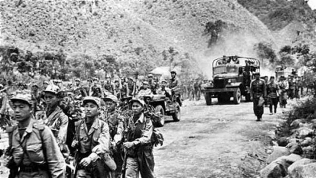 抗美援朝志願軍前後共有240萬人參戰,死亡人數約20萬人。主要的物資武器裝備幾乎都是蘇聯提供。(圖/網路)