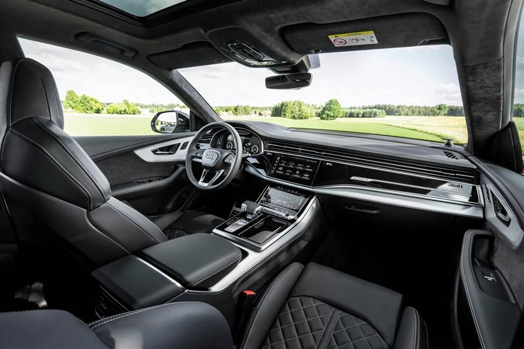 Audi Q8新增插電式混合動力車款:55 TFSI e與60 TFSI e