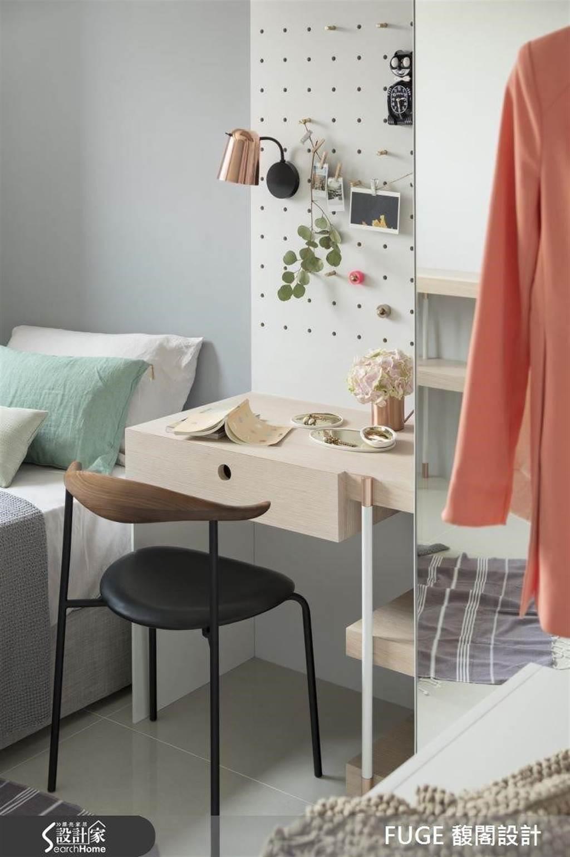 洞洞板、一日衣櫃這些收納妙招美觀又實用