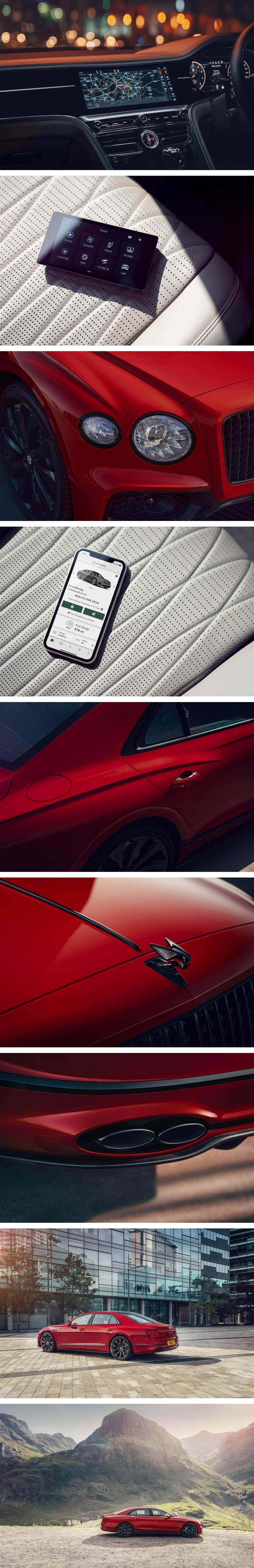 Bentley Flying Spur新增V8動力車型 比W12車型輕100公斤