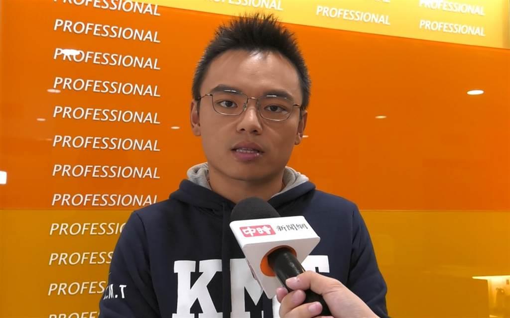 國民黨立委洪孟楷(圖為資料照)