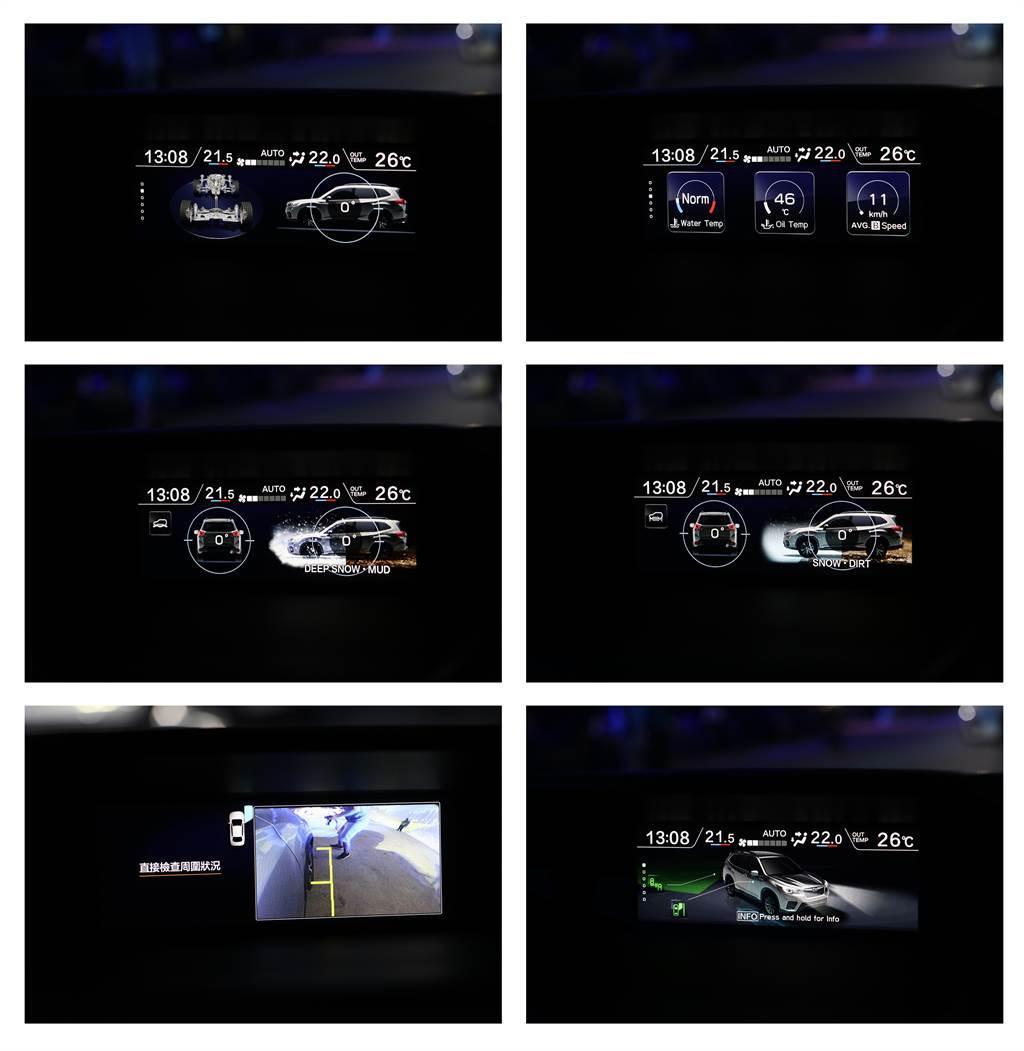 冒險與安全兼顧 家庭SUV首選 Subaru Forester GT Edition