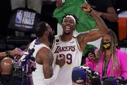 NBA》霍華有意續留湖人 勇士卻想攔胡