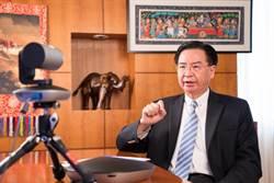 印媒專訪吳釗燮 願共同維護自由開放印太區域