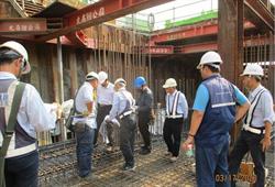 施工安全不打折 加工處督導園區施工管理全國特優