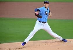 MLB》美聯冠軍戰G6先發 光芒史奈爾對決太空人瓦德茲