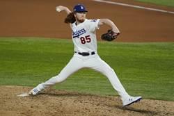 MLB》道奇背水一戰 國聯冠軍賽G5推梅伊先發