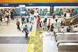 旅客逃票連年倍增 北捷將嚴格打擊 最高懲罰50倍