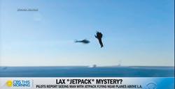 噴射背包客又亂入 驚悚飛越華航