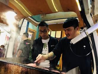 賣完就收!「最暖心漢堡」胖卡環島義賣六年 基隆站停「這裡」 時間、地點曝光…