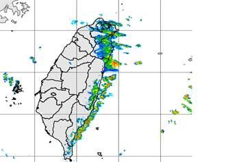 沒颱風竟有共伴效應 宜蘭豪雨!東北風罕見逆襲