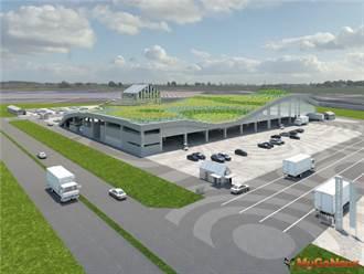 新化果菜市場獲得綠建築與智慧建築兩大標章