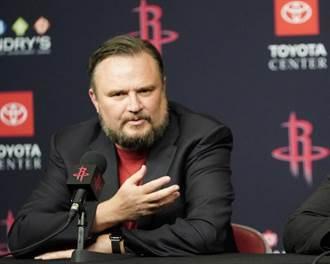 NBA火箭隊總經理挺港後辭職 央視:一路走好