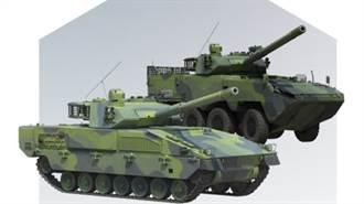 以色列向菲律宾推销2种Sabrah轻型战车