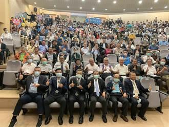 新北市公共工程優質獎典禮 侯友宜表揚11工程團隊