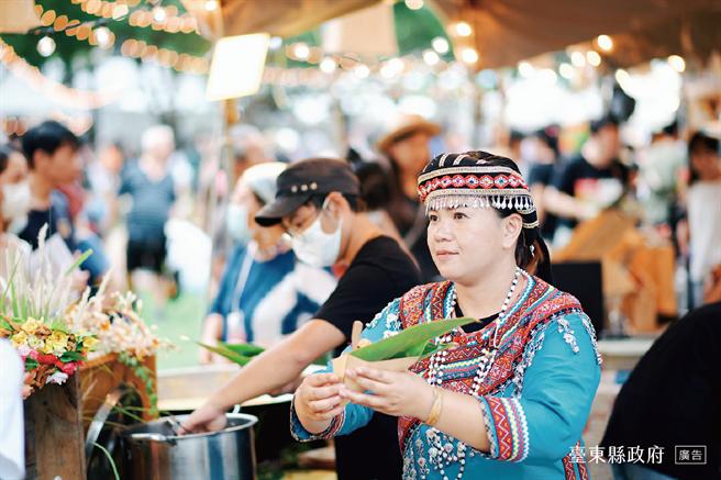 用臺東最有種的食材創造美味的永續餐桌(圖/臺東縣政府提供)