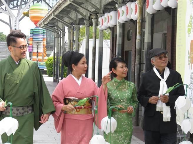 (「铃兰通散步纳凉会」活动10月24日、10月25日连续举办2天!图/业者提供)