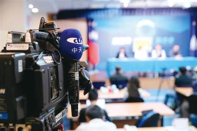 賴岳謙表示,如果蔡政府真的敢關掉中天新聞,美方對台過去良好的評價會立刻轉變,因為當台灣傷害新聞自由的時候,就已變成民主獨裁國家。(圖/本報系資料照片)