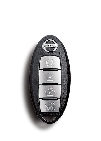 ALL NEW SENTRA尊爵智駕版標配同級唯一具遙控啟動I-KEY,可預先發動車輛調節車室溫度,車主上車即可展開舒適旅程。圖/業主提供
