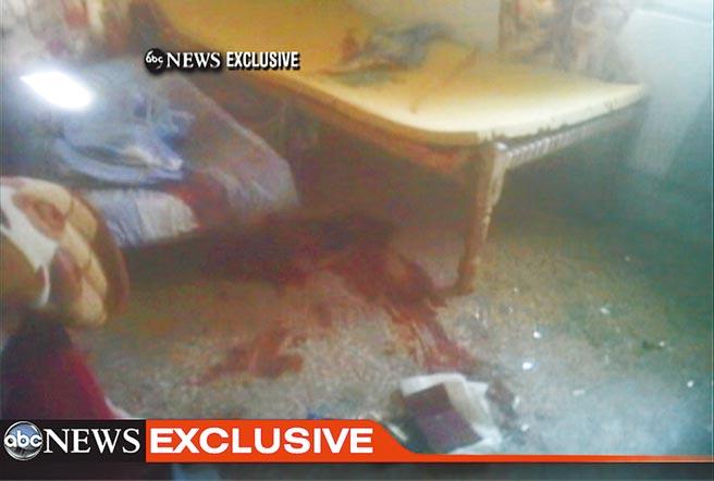 美國總統川普轉推賓拉登沒死的推特引起風波。2011年5月2日,ABC還特別播出了賓拉登藏匿在房間被海豹突擊隊殺死的部分畫面。(美聯社)