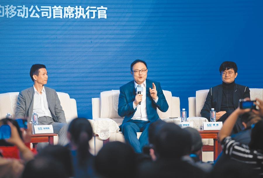 羅輯思維和「得到」APP創辦人羅振宇。(新華社資料照片)