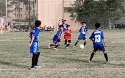 全國學童盃足球中區預賽學校組獲佳績 中市6國小前進總決賽