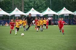 以足球會友!拉丁美洲足球賽與美食文化節新莊輔大熱情開踢