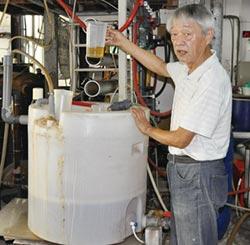 新世生技 石斑魚養殖系統報喜