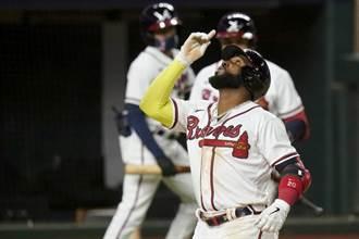 MLB》本季DH制爽到勇士 攻擊力聯盟第一