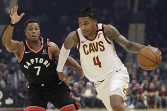 NBA》騎士小將貼全黑圖片 引發輕生謠言