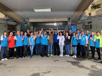 國民黨不分區立委攜手基隆市議會黨團 創辦服務中心