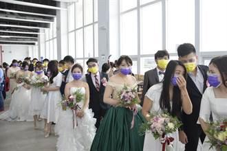 最夢幻白色婚禮就在白色海豚屋 彰化縣聯合婚禮浪漫滿屋