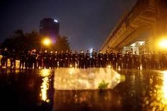 泰政府稱若示威惡化 曼谷將實施宵禁