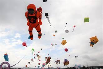 「星際箏霸戰」開打!桃園國際風箏節今大溪登場