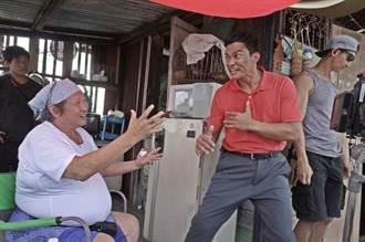 史上最靈活胖子 68歲洪金寶「不用輪椅」站起來了