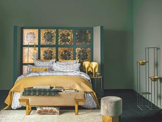 換季臥室輕改造 暖度UP助好眠