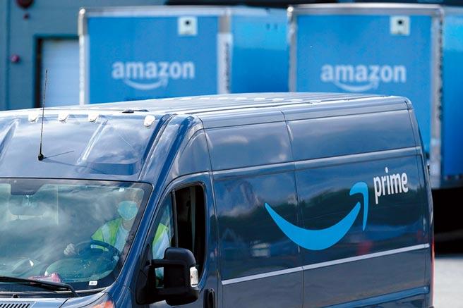 第三方賣家對於亞馬遜的重要性與日俱增,在今年Prime Day的銷售額創新高。圖/美聯社