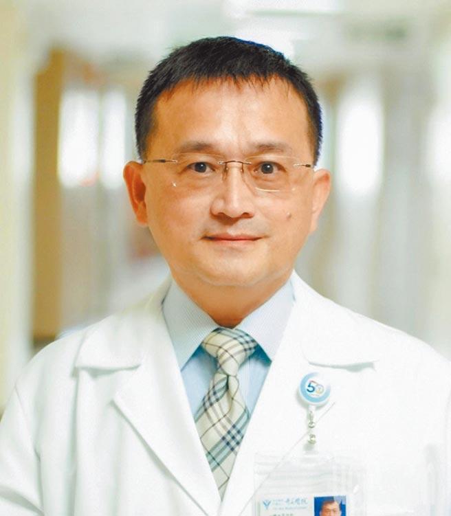 陳怡因婚外情卸下台南市衛生局長職務,現任奇美醫院心臟科醫師。(摘自奇美醫院網站/程炳璋台南傳真)