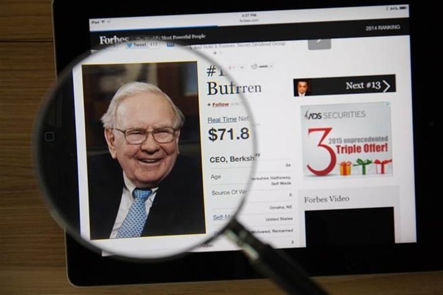 巴菲特下個月會賣光富國銀行股票嗎?(示意圖/達志影像/shutterstock)