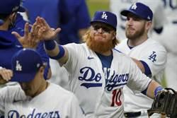 MLB》道奇雙轟延命 勇士被逼入G7生死戰