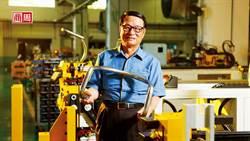 41歲黑手廠挖台積電人才 如何躲過工具機衰退?
