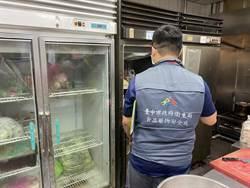 中市稽查25家旅宿餐廳 1件米飯大腸桿菌超標複驗合格
